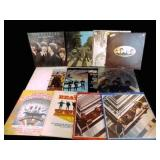 12 Beatles Albums - Apple and Capitol Records