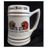Super Bowl XXIII  Beer Mug
