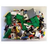 8+ Pound Tub of Assorted LEGO Bricks