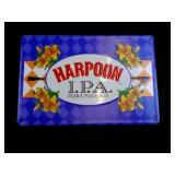 Harpoon I.P.A. India Pale  Ale Metal Sign