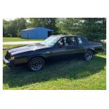 1987 Buick Grand National-1,031 Miles!