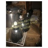 Stainless Heat Lamp Sold EACH