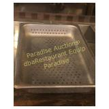 Perforated Full Stainless Hotel Pan