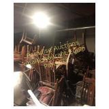 Wood Heavy Chair Frames no cushions