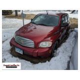 Chevrolet HHR, 269,000 miles, VIN: 712554, unknown