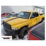 1999 Dodge half ton pickup, 4wd, automatic trans,