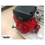 Honda GX610 V-Twin 18hp engine, electric start, 12