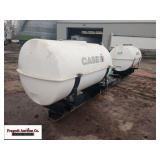 320 Gallon saddle tanks for Quad Track tractor. Ma