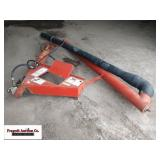 Westfield drill fill, hydraulic drive, brush auger