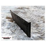Hawz Attachments quick tach plate, solid, New. Ite