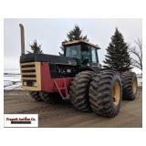 1987 Versatile 976 4wd Tractor, 9,070 Hours, 4 Hyd