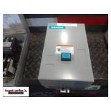 Siemens 5hp starter for 3 phase motor. Item is loc