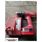 Millwaukee Power Plus 14.4 volt battery powered d