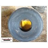 *NEW* 21.5 x 16.1 American Farmer Implement Tire,e