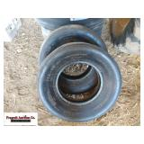 *NEW* (2) 11L-15 Fore Runner Implement Tire, Branw