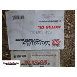 2 Cases of Trop Artic 10W30 Synthetic Blend Motor.