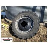 (2) Goodyear 320/85R34 tractor fronts on 10 bolt .