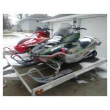 Arctic Cat Mountain Cat, 600cc, EFI, Item is locat
