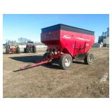 2004 Demco 450 gravity box. Lights, load out light