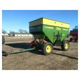 Demco 365 PosiFlow, lights, rear hitch, 385/65R22.