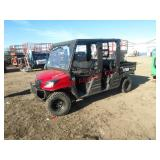 Cushman 1600XD4 Utility Vehicle. 679 hours, Diesel