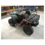 Polaris Sportsman 90cc 4-wheeler, chain drive, nee