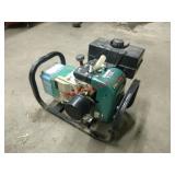 Powermate generator, 2250 watt, Tecumseh motor,120
