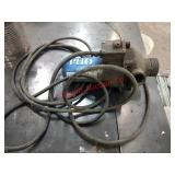 12V plastic herbicide pump. Item is located near M