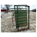 (2) Sliding ally gates, buying one money. Item is