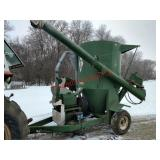 Lorenz Model 100 Mixer Wagon. New auger, belts, an