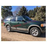 2002 Ford Explorer, 228,200 miles, 4wd, 4 door, Au