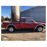 1996 Ford Ranger XLT,58,575 miles, 4wd, ext. cab,