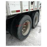 2006 Merritt semi tender with hyd belt conveyor,