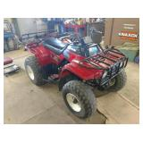 Kawasaki 220 Bayou ATV. 2WD, electric start, new