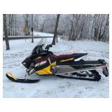 2012 Skidoo Ace 600 snowmobile. 1811 miles