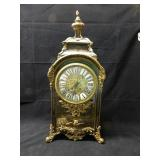 Boulle Mantle Clock ca 1820