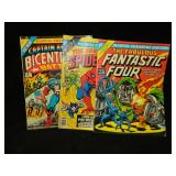 Large Comic Books