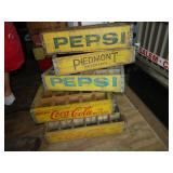 Pepsi Coke Crates