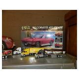 427 Corvette Model