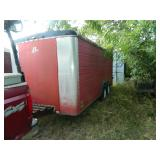 16ft Enclosed Trailer