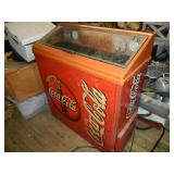 Coke Cooler Works