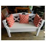 Nice Bench with storage