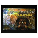 Star Wars Trivia Pursuit DVD Unopened