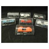Lot of 7 Newray Diecast Corvettes 1/32 Scale
