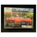 Revell Monogram 1967 Corvette 427 Model