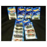12 Hot wheels Cars  Corvettes