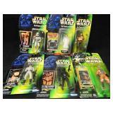 Lot of 6 Kenner Hasbro Star Wars Figures
