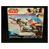 Star Wars Resistance Ski Speeder with Figure