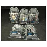 5 Star Wars Black Series Action Figures