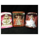 3 Barbie Doll Lot